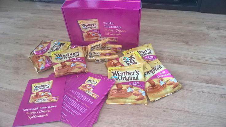 Kampania Werther's :) #softcaramels #ambasadormarki #swiatkarmelu #werthersoriginal #Rekomendujto #karmel