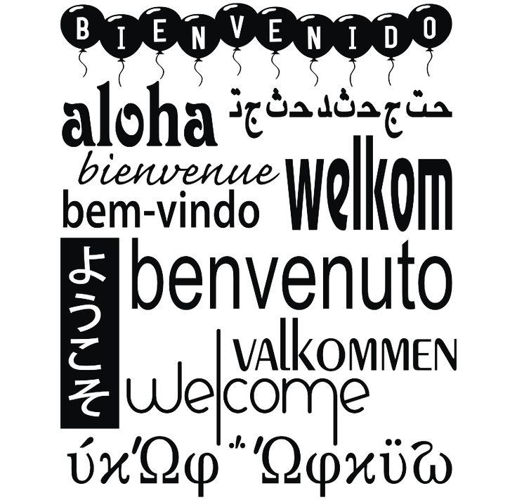 Bienvenido Multilenguaje