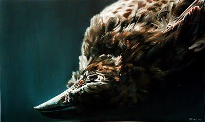 Bird - sarahorog