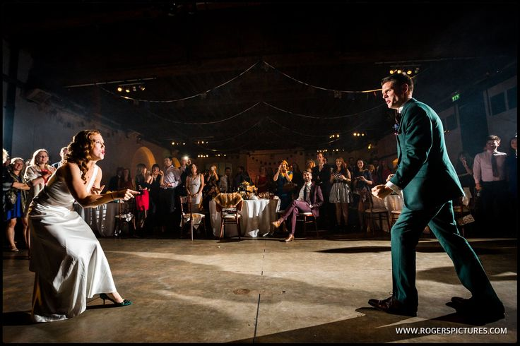 Funky First Dance at Chainstore in London -