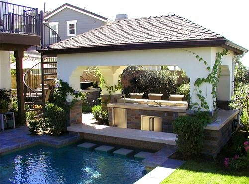 Best 25 swim up bar ideas on pinterest up bar big - Pictures of pools with swim up bars ...
