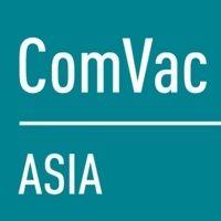 ComVac Asia Shanghai exhibition logo
