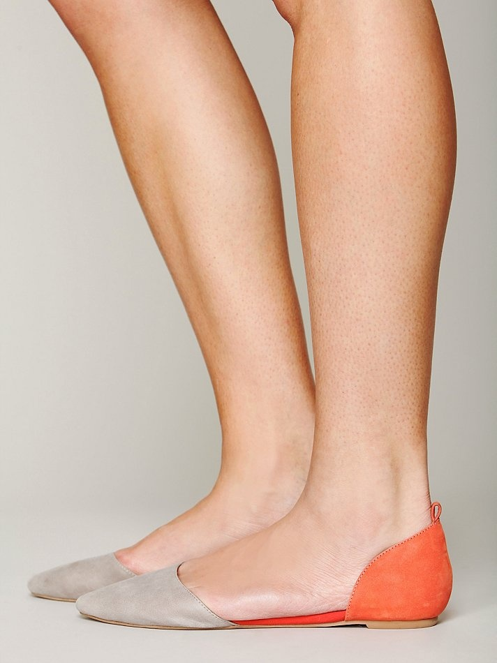 Jeffrey Campbell Roulette Flat at Free People Clothing Boutique
