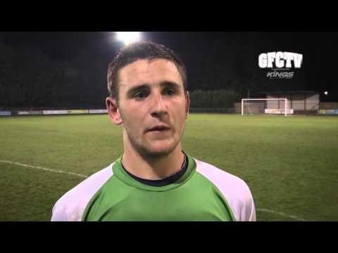 Horley Town 1, Guernsey FC 1: Interview with Same Cochrane by Matt Lihou.