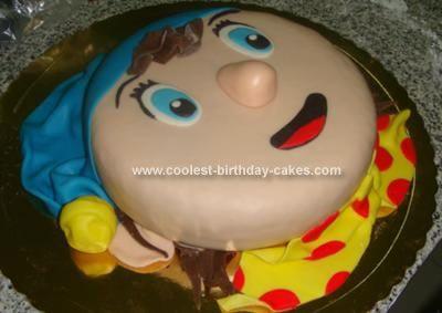 noddy cake - Google Search