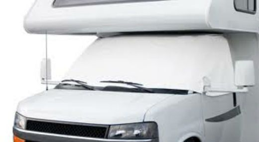 Other Camping and Hiking 8504: Classic Accessories 80-035 Snow White Windshield Cover For Dodge Sprinter BUY IT NOW ONLY: $61.99