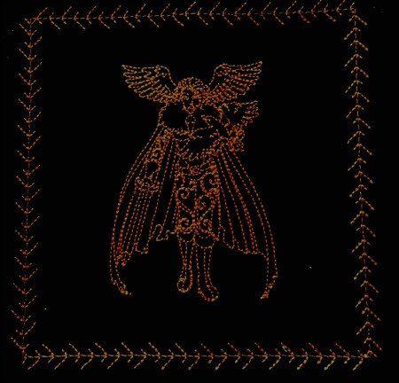 Goddess Tarot Cloth 2 by ToadWerks on Etsy https://www.etsy.com/au/listing/489962635/goddess-tarot-cloth-2