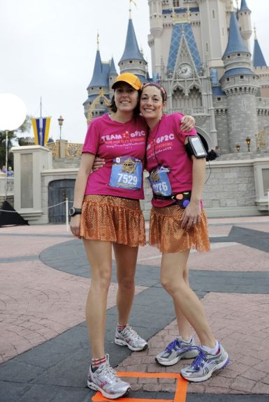 Didn't Get Into The Disney Marathon? Run For Charity