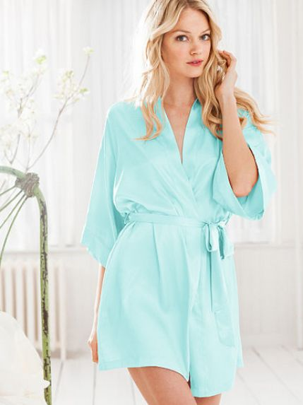 Lightweight Robes Perfect For Summer Warm, Black and