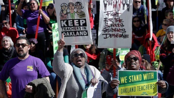 The Tentative Agreement Big Win Big Loss Teachers Strike Teacher School Administration