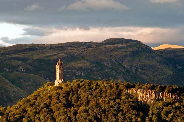 Scotland Wallace monument #travel #scotland
