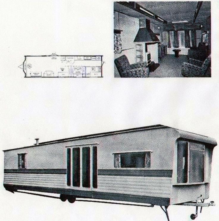1963 4 Pemberton Residential Mobile HomesLeafletsTear
