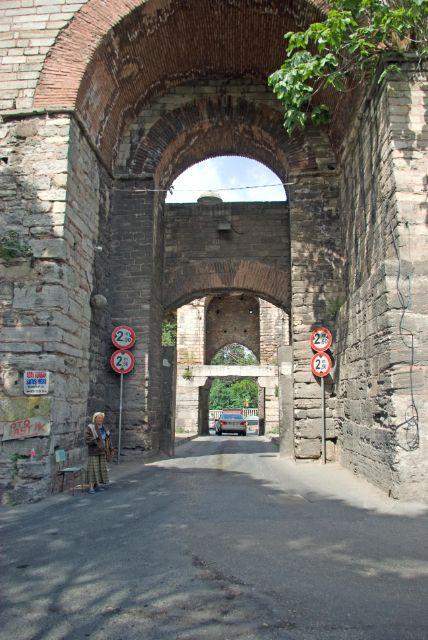 İstanbul surları (istanbul city walls)