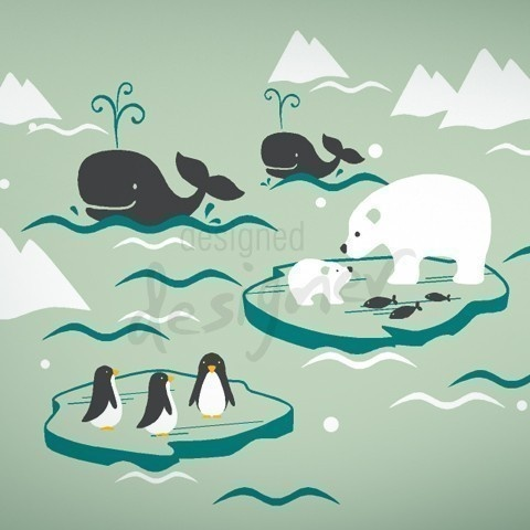 1000 Images About Arctic Themed Nursery On Pinterest