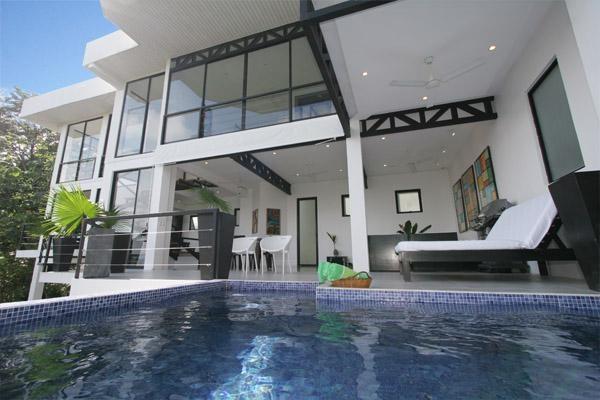 Alquiler de Casa de campo en Manuel Antonio - 4 dormitorios 4.5 cuartos de baño, para 11 personas