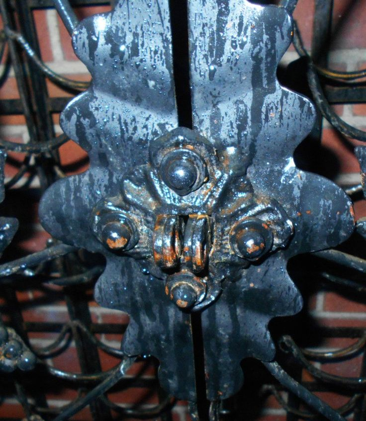 Hand Forged Wrought Iron Restaurant or Winery Grade 72 Bottle Wine Cabinet - NO SHIPPING by SammyWalnutts on Etsy