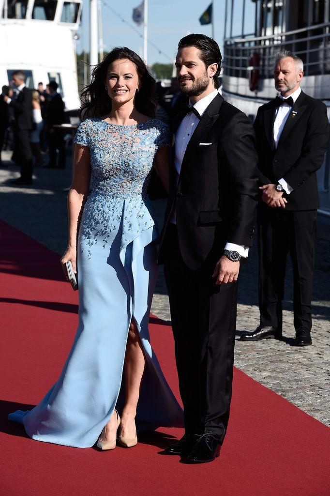 Prince Carl Philip and Sofia Hellqvist Prewedding Dinner   POPSUGAR Celebrity