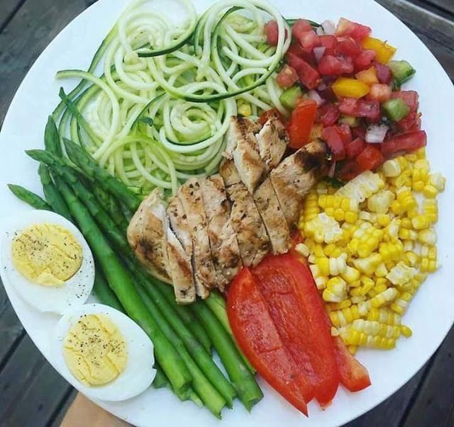 Comer sano y adelgazar recetas