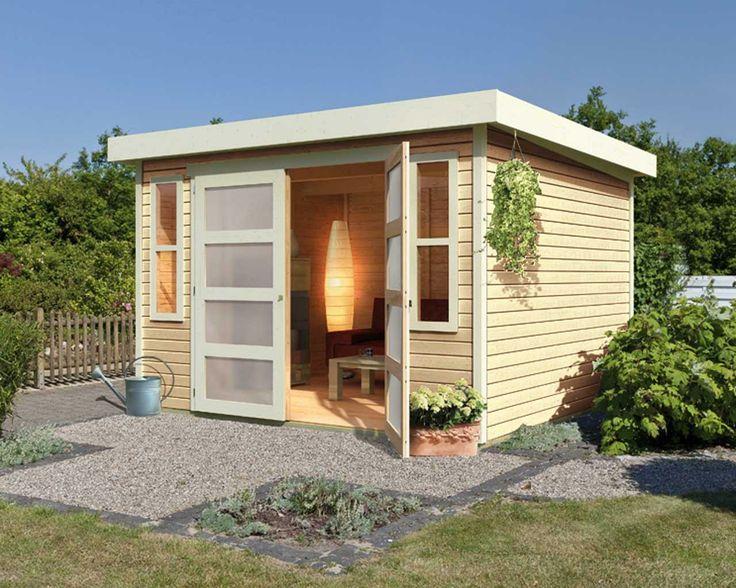 As 25 melhores ideias de abri jardin toit plat no pinterest veranda toit plat studio de - Abri de jardin toit plat tek ...