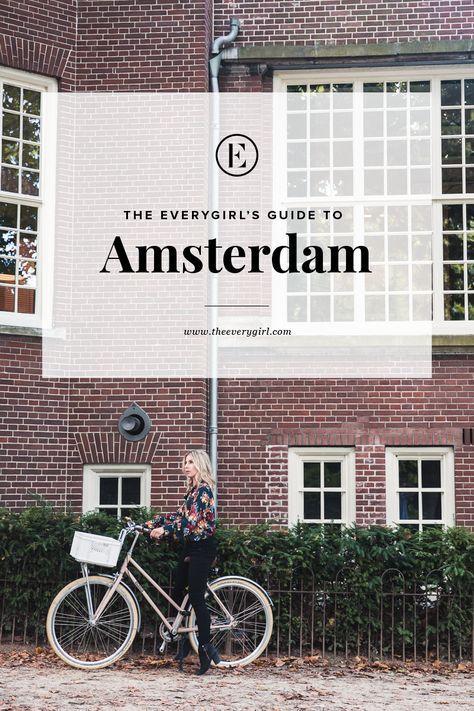 Guida della città di Amsterdam
