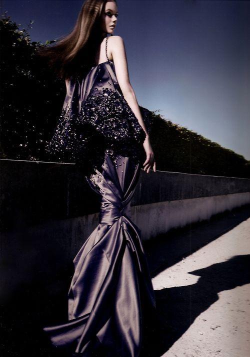 Dior Couture, Patrick Demarchelier Christian Dior Haute Couture S/S 2008