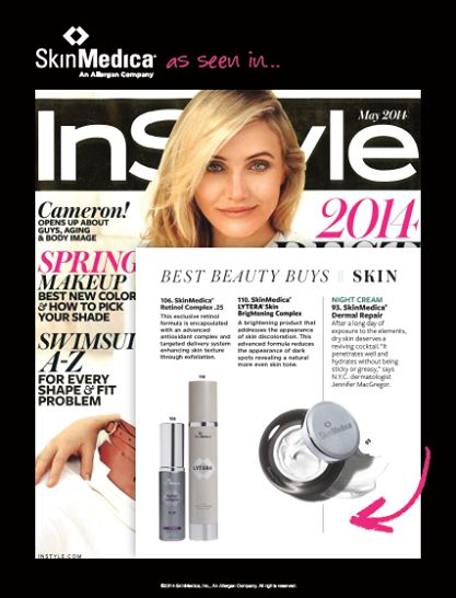 Retinol Complex 0.25, Dermal Repair Cream and Lytera® Complex - As see om InStyle