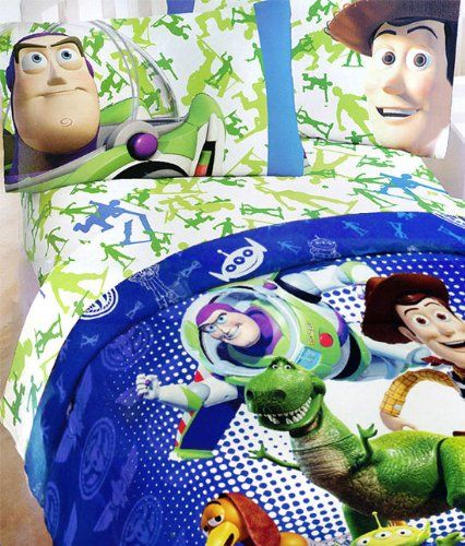 Toy Story Sheets & Toy Story Rooms For Kids   Fun & Fashionable Home Accessories And Decor