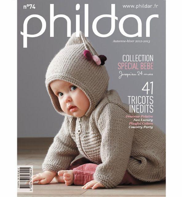 Phildar 74 - Les tricots de Loulou - Picasa Albums Web