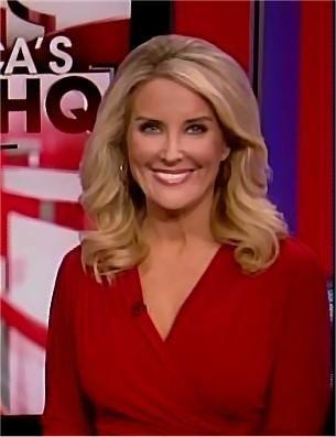 fox news anchors   Fox News anchor Heather Childers