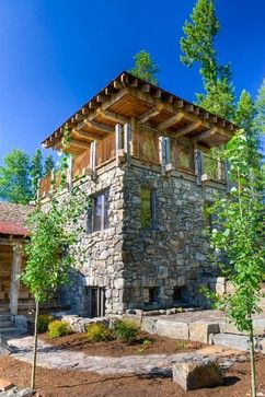 173 best images about fire lookout tower on pinterest for Fire tower cabin plans