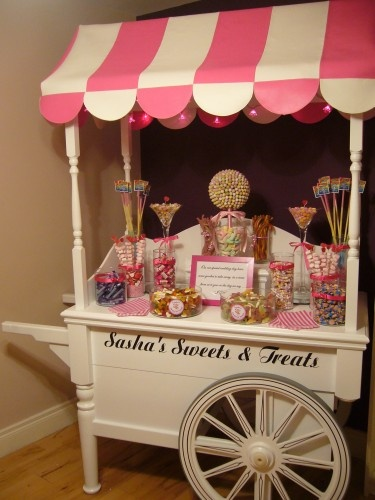 Pin By Dazzledust On Sweet Trees Pinterest Candy Cart And Buffet