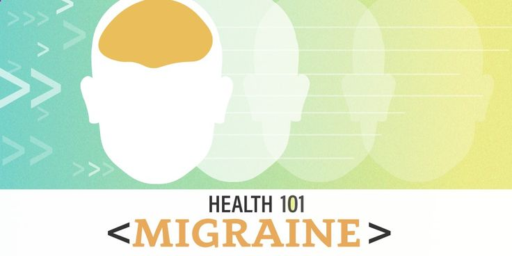 Migraine 101 - Everything you need to know about Migraines - Patient Migraine causes attacks (episodes) of headaches, often with feeling sick (nausea) or being sick (vomiting). Treatment options include avoiding possible triggers, painkillers, anti-inflammatory painkillers, anti-sickness medicines, and triptan medicines. A medicine to prevent migraine attacks is an option if the attacks are frequent or severe.