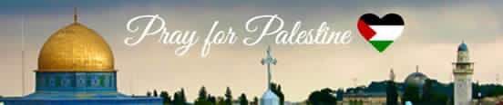 Pray for Palestine