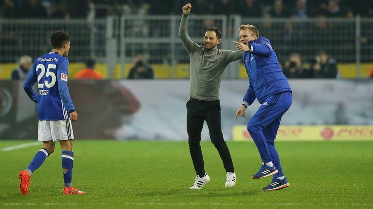 Domenico Tedesco: Charakter gezeigt, Mentalität bewiesen - Fußball