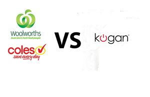 News: Shopping comparison between Woolworths and Kogan: Online grocery shopping is now becoming a trend to most people, that's why two retailing giants like Woolworths Limited andWesfarmers Ltd arepromoting home deliveryto boost a fast growing segment of grocery shopping. But they are not the only ones expecting a potential growth. Kogan, Australia's largest eCommerce department store who was known for selling electronics, has recently addedgrocery items to its list o