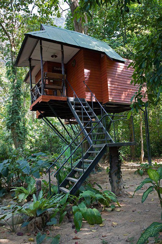 Treehouse  By: Aivar Mikko
