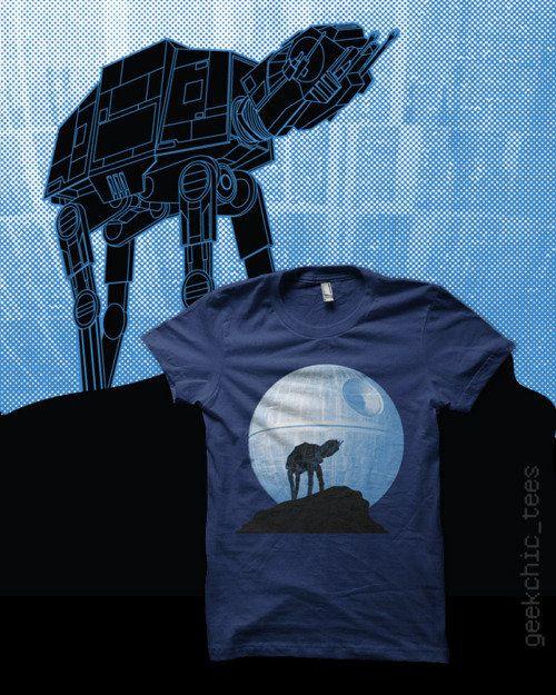 bark at-at the moon shirt