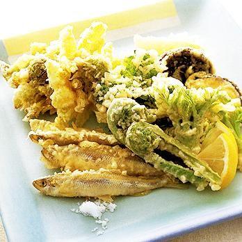 山菜の天ぷら | 河合真理さんの天ぷら・かき揚げの料理レシピ | プロの簡単料理レシピはレタスクラブニュース