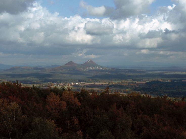 Bezděz z Vrátenské hory