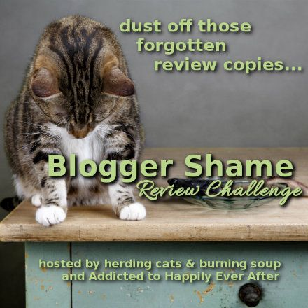 Blogger Shame Review Challenge (2016)