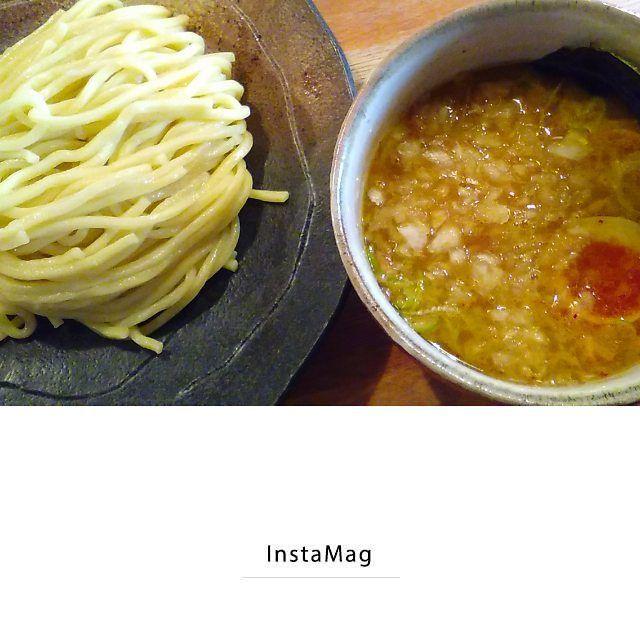 やすべえも今年食べ納めなっw 日から営業ですって玉ねぎダク #yasube #takadanobaba #tsukemen #ramen #noodles  #やすべえ #高田馬場 #つけ麺  #らあすたぐらむ #ラーメンインスタグラマー by crayon509