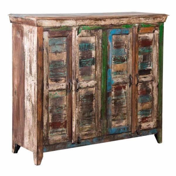 Jadu Jelly Cabinet Is Full Of Charming And Rustic Details And Worn Away  Paint. A