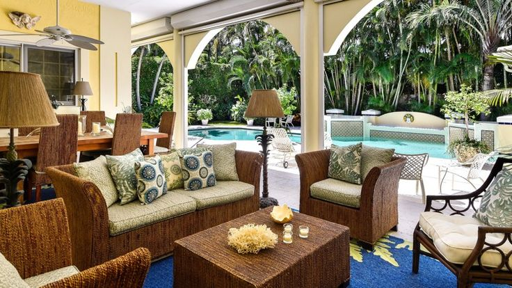 Palm Beach real estate: Couple loved location, private beach access