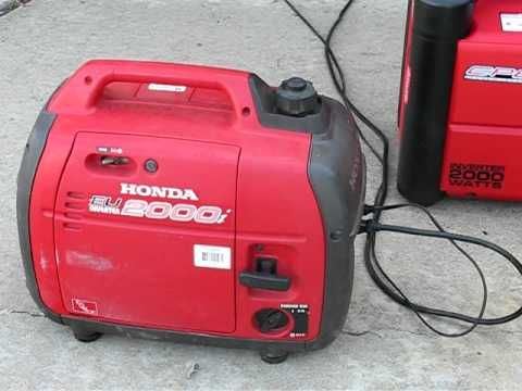 Predator Vs Honda Inverter Generator | CINEMAS 93