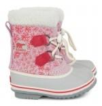 Pink Snowflake Graphic #Boots  @alexandalexa  £65