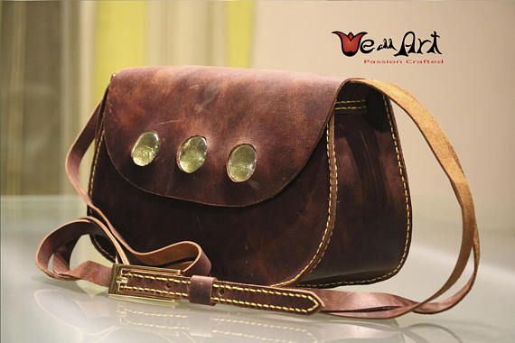 Hey, I found this really awesome Etsy listing at https://www.etsy.com/ca/listing/573703432/distressed-brown-italian-leather-purse