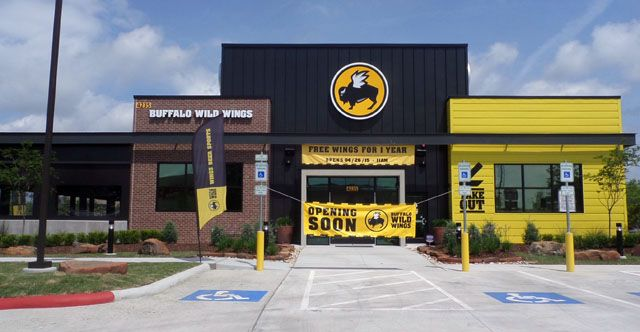 Buffalo Wild Wings near Parkdale