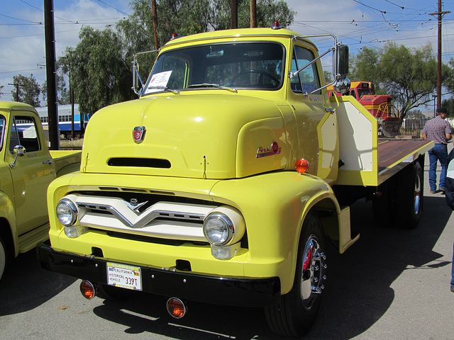 Ford C 800__1955