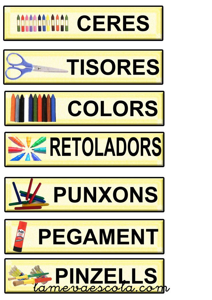 Si voleu descarregar estes i més etiquetes del material de classe ho podeu fer des de la nostra web, en el menú descargas.