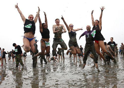 Mud Flat Training Experience 02
